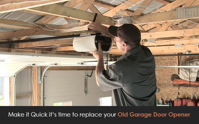 replace-your-Old-Garage-Door-Opener